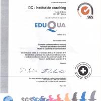 formation coaching suisse accréditée EDUQUA