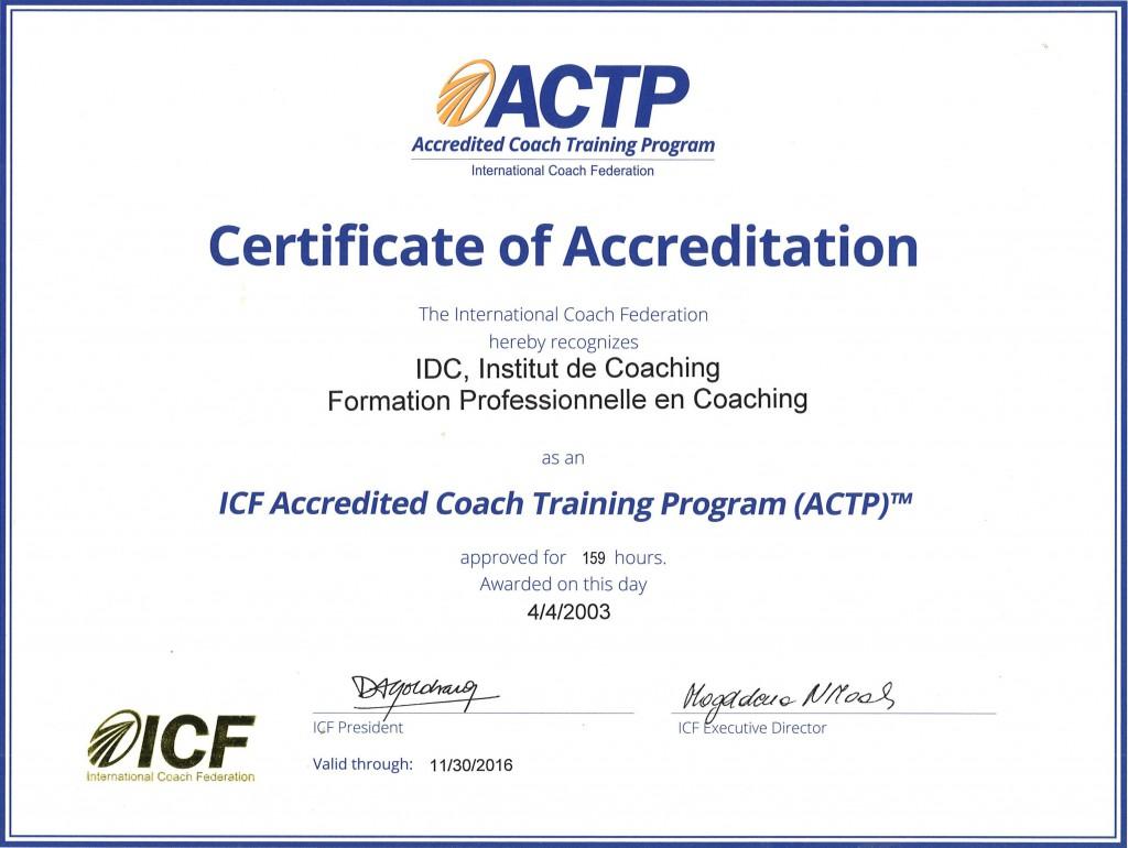 Idc Coaching Idc Coaching Training In Switzerland Eduqua Icf